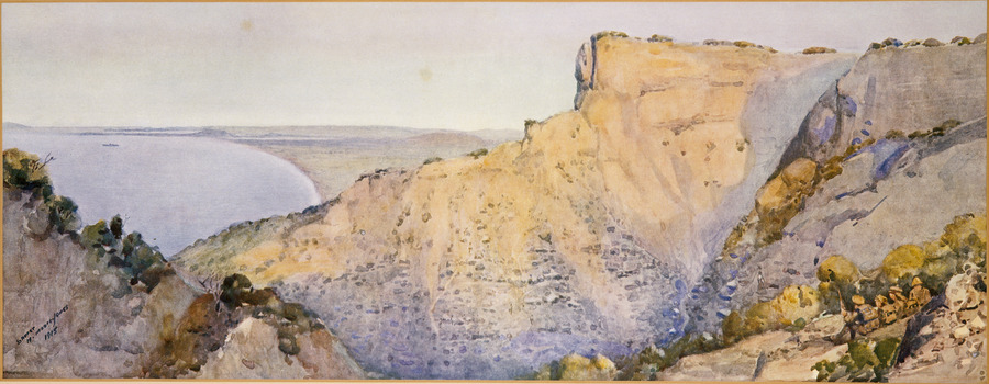 The Sphinx [Gallipoli]