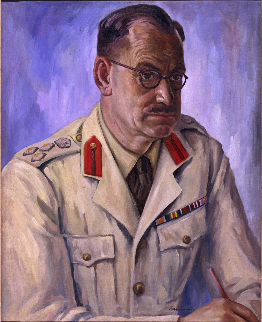 Brigadier L.G. Goss