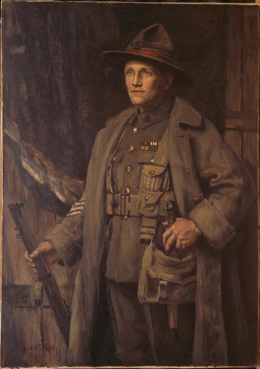 Sergeant Henry James Nicholas, VC, MM