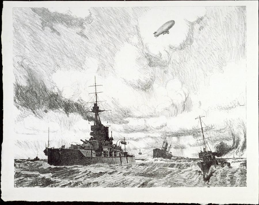 Supplying the Navy
