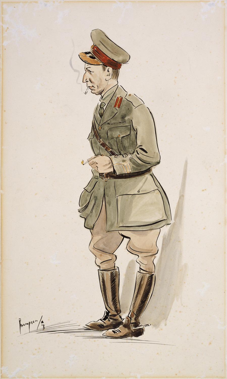Colonel Dawson