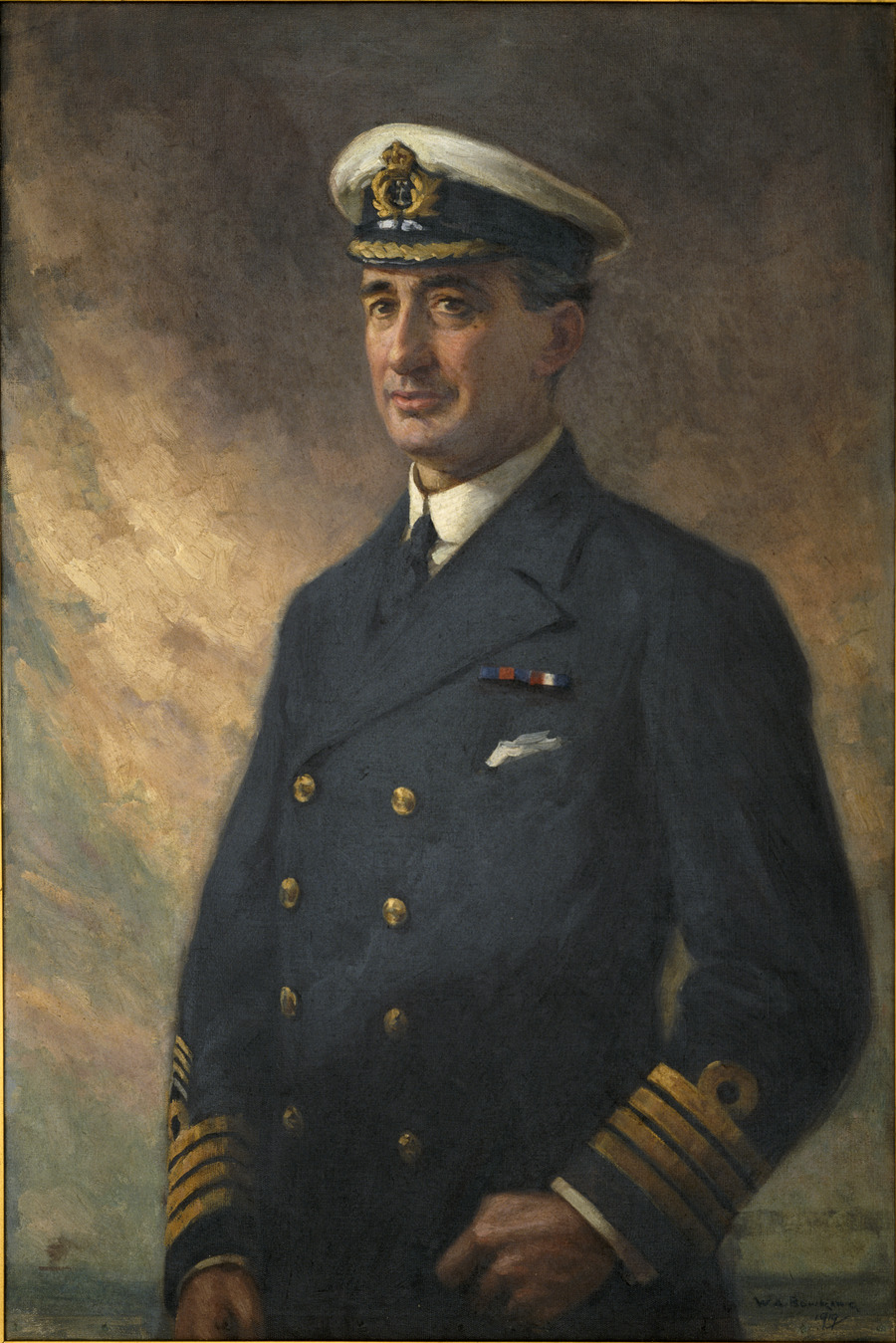 Captain Henry Percival Hall Thompson, CMG, RN