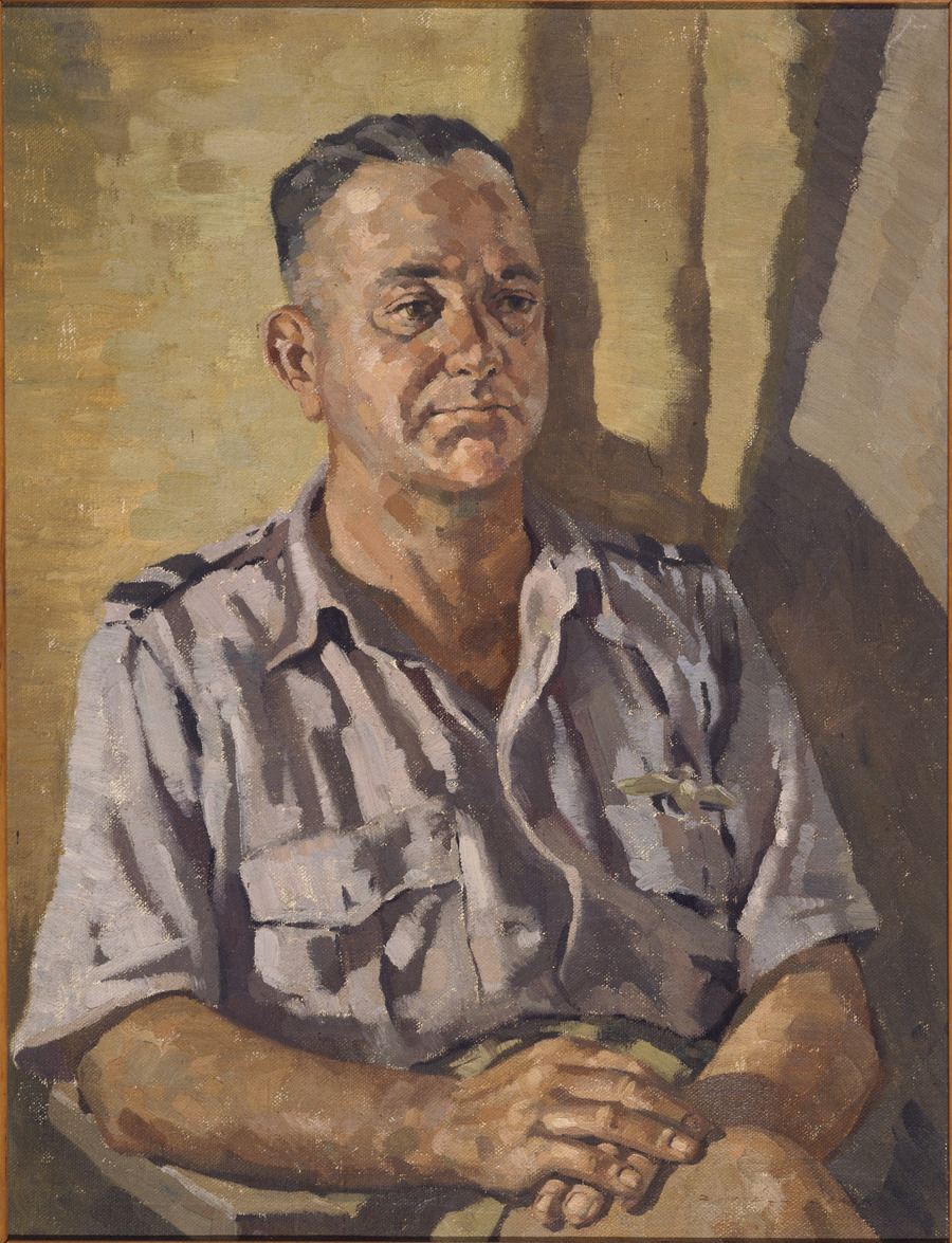 Air Commodore, Maurice William Buckley
