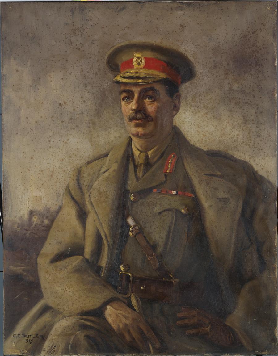 Brigadier General Charles William Melvill, CB, CMG, DSO