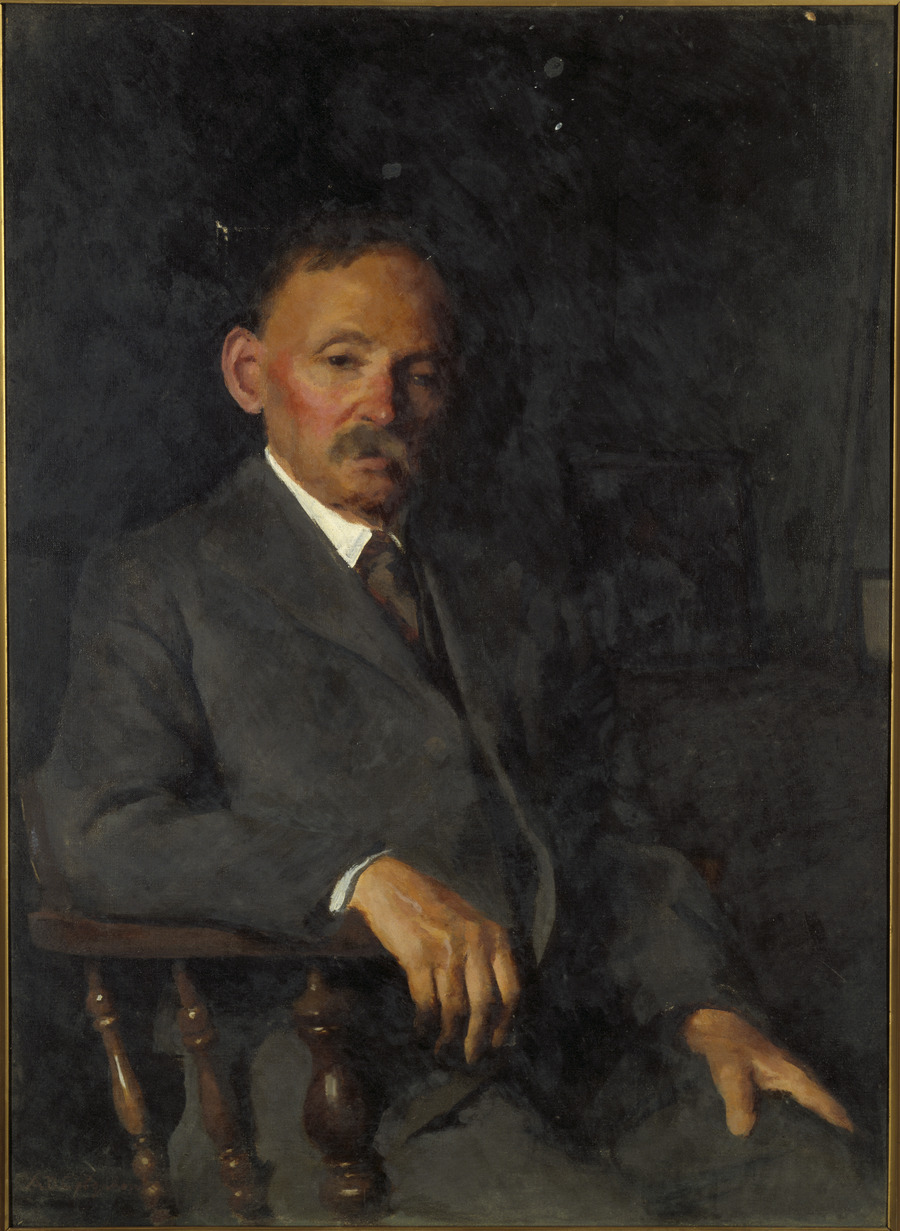 Alexander Colquhoun (1862-1941)
