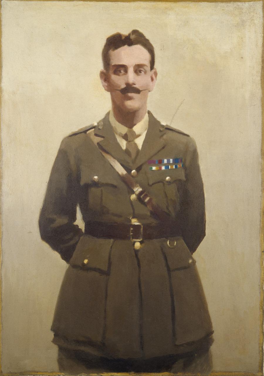 Captain Alfred John Shout VC, MC