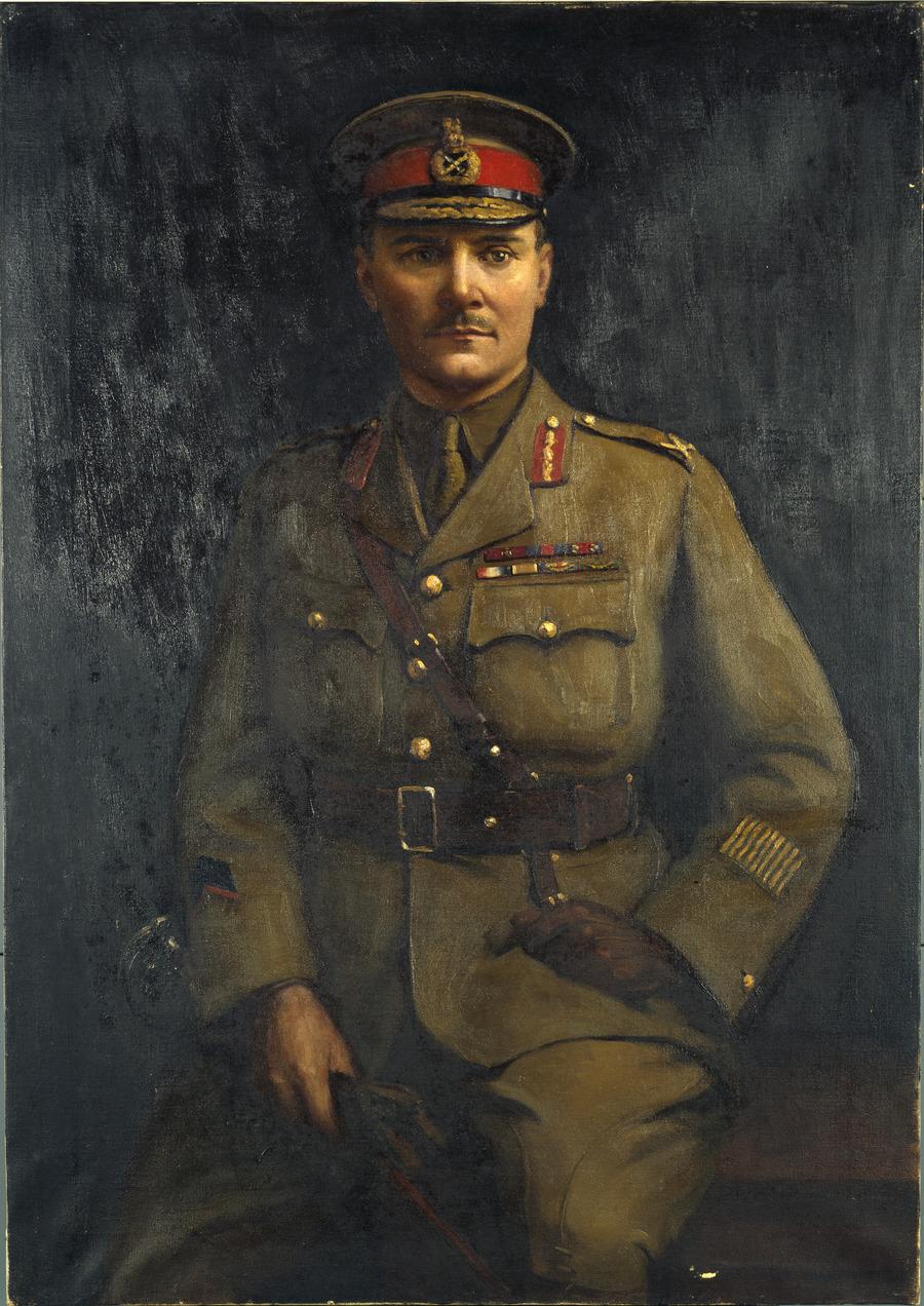 Brigadier General Freyberg, VC