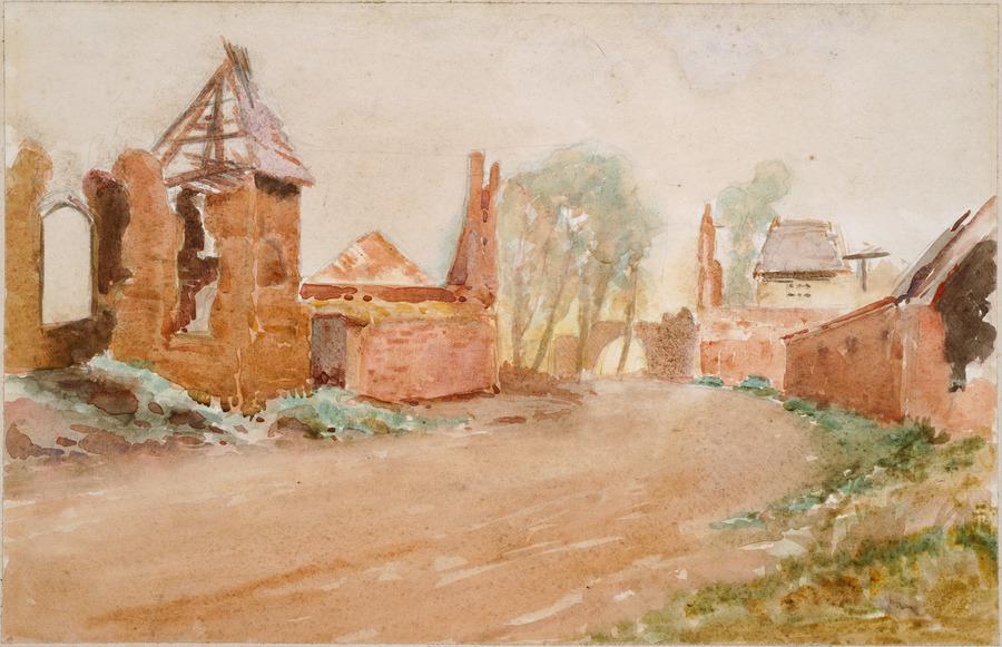 Bihucourt, near Bapaume