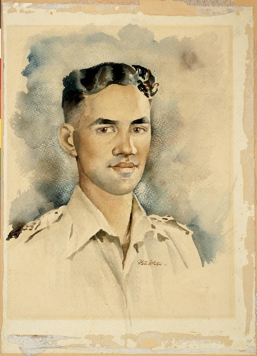 Second Lieutenant Moananui-a-Kiwa Ngarimu, VC