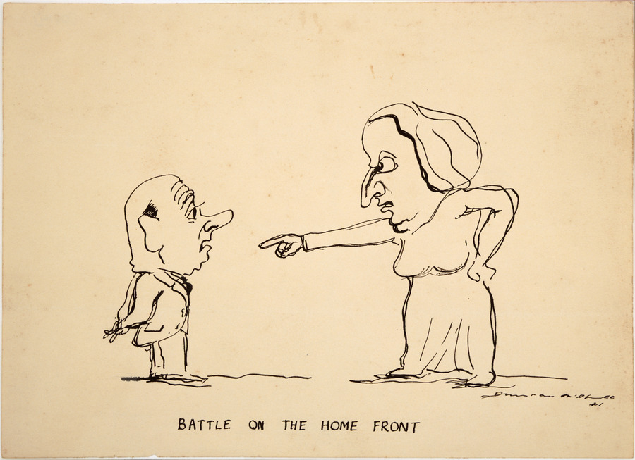 Battle on the home front
