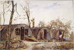 Nissen huts from Bapaume
