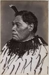 Head and shoulders portrait of Tamati Waka Te Puhi...