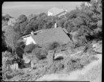 House overlooking Thorndon with tiled roof, photog...