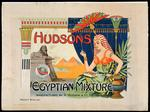 Illustration for a packet of Hudson's confectioner...
